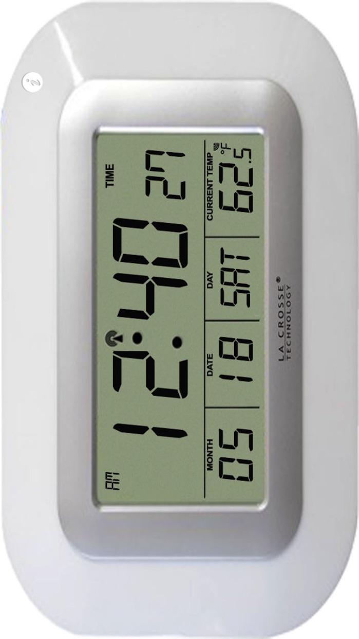 iDigital Desk Clock - Clean, Clear To the Point Screenshot