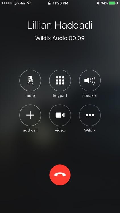 Wildix Collaboration Mobile screenshot-3