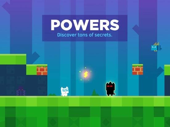 Скачать игру Super Phantom Cat - Be a jumping bro.