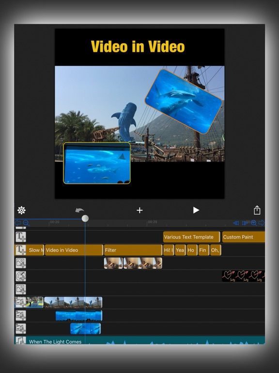 Screenshot #1 for MovieSpirit - Movie Maker Pro