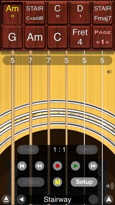 GuitarStudio screenshot one