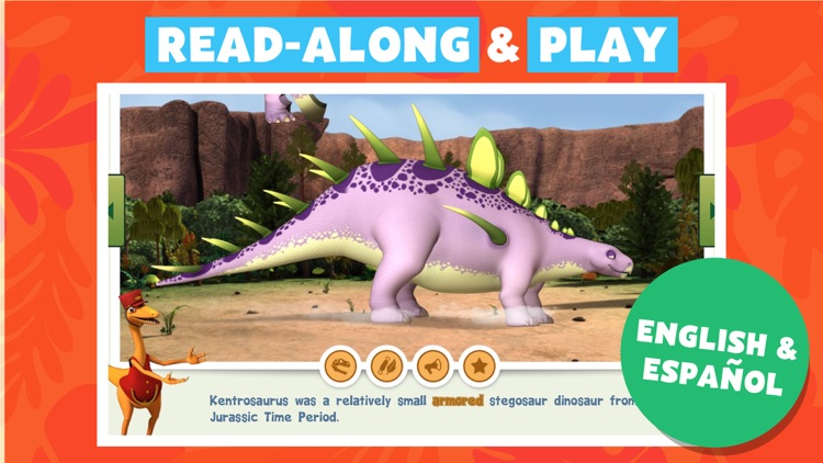 Dinosaur Train A to Z screenshot-1