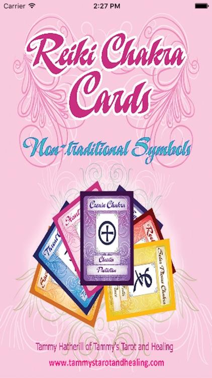Reiki Chakra Cards