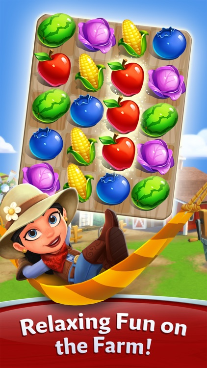 FarmVille: Harvest Swap screenshot-0