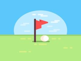Golf Emoji Stickers for iMessage