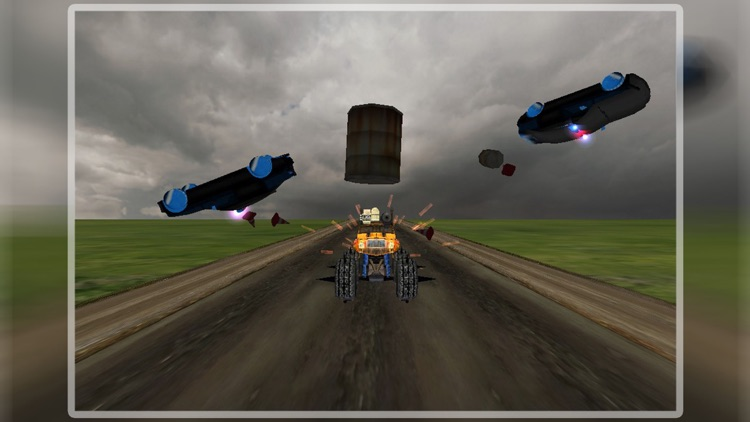 Grand Fighter- 3D Monster Truck screenshot-3