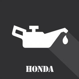 Oil Reset for Honda