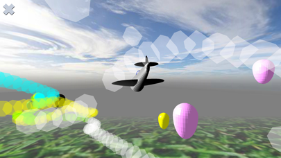 Little Airplane 3D for kids: learn colors, numbers screenshot four