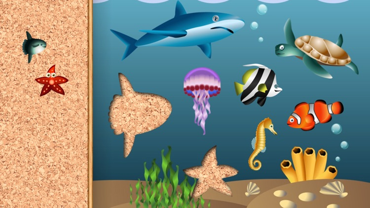 Animal Puzzle For Toddlers screenshot-2
