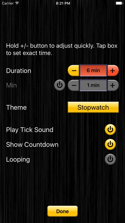 Party Game Timer screenshot-3