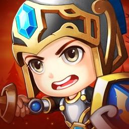 Legion War - Turn-based Tactics Strategy Game