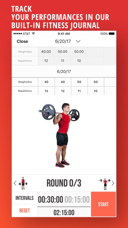 PRO Fitness - Exercises and Workouts! screenshot-2