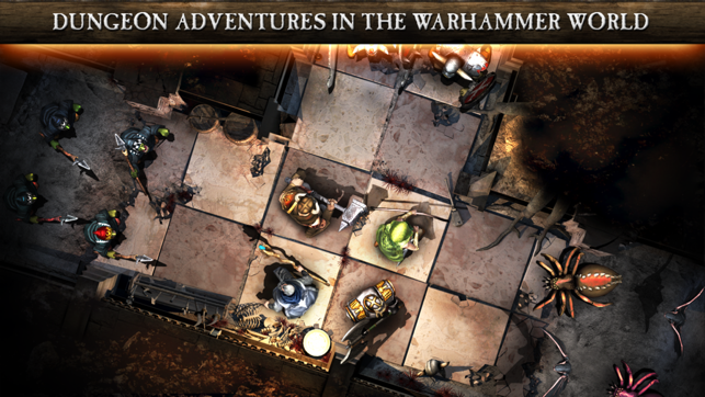 ‎Warhammer Quest Capture d'écran