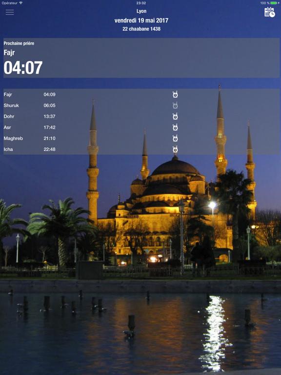 Ramadan 2019 horaire de priere