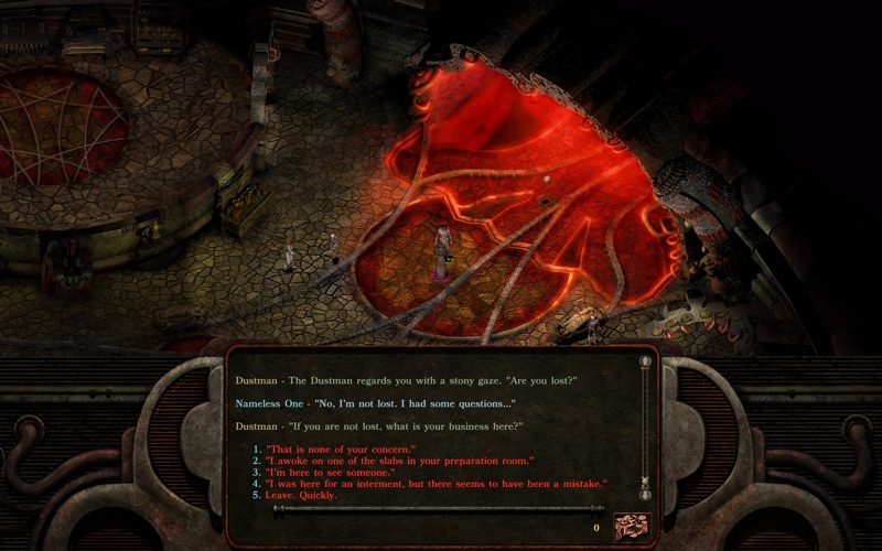 Planescape: Torment: Enhanced Edition Screenshots