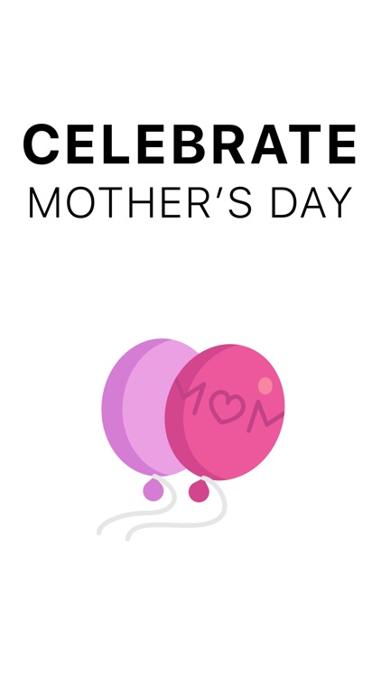 Mommoji - Mother's Day Stickers