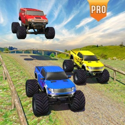 Off-road Trial Extreme Truck Racing