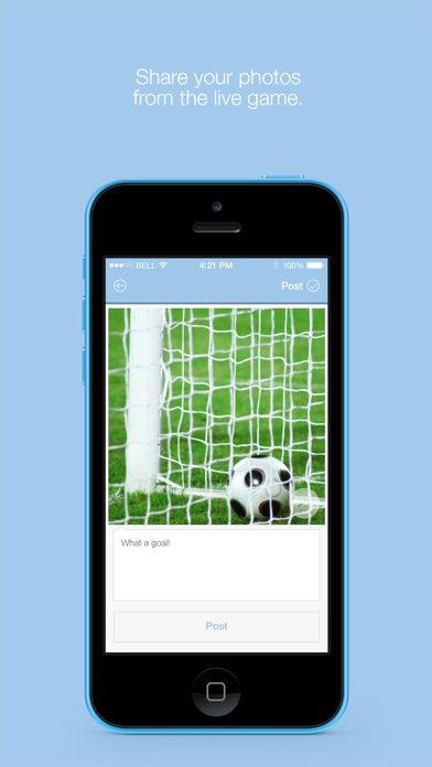 Fan App for Manchester City FC screenshot two