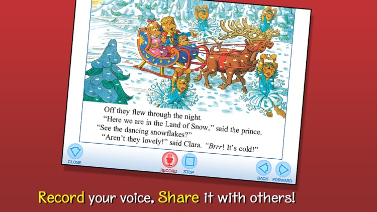The Berenstain Bears and the Nutcracker screenshot-3