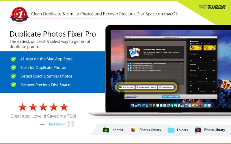 Duplicate Photos Fixer Pro Screenshots