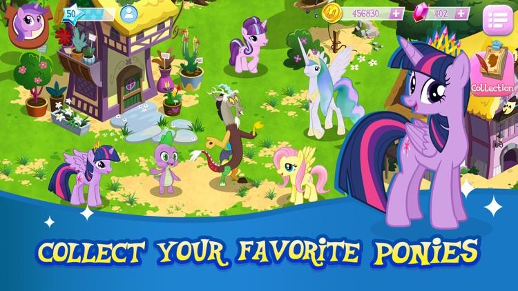 MY LITTLE PONY: Magic Princess Quests