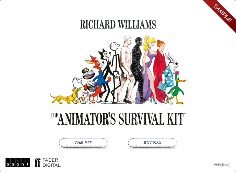 The Animator's Survival Kit Sample
