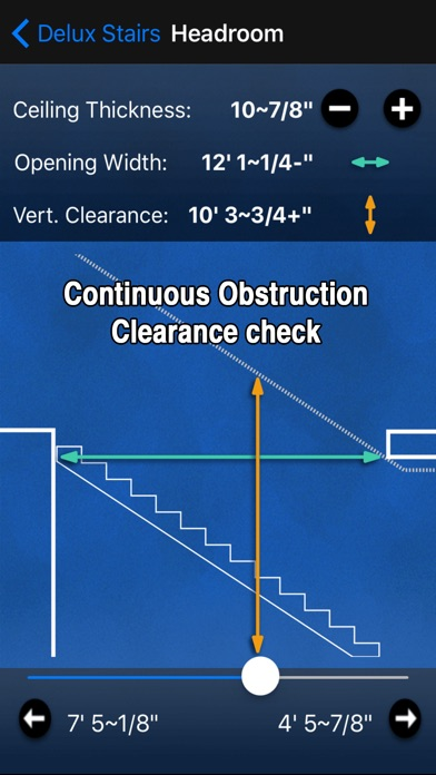 Delux Stairs - Stair Construction Calculator iPhone