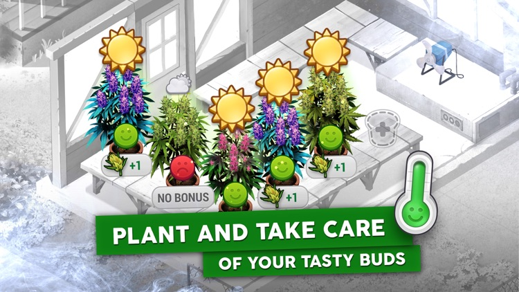 Hempire - Weed Growing Game screenshot-2