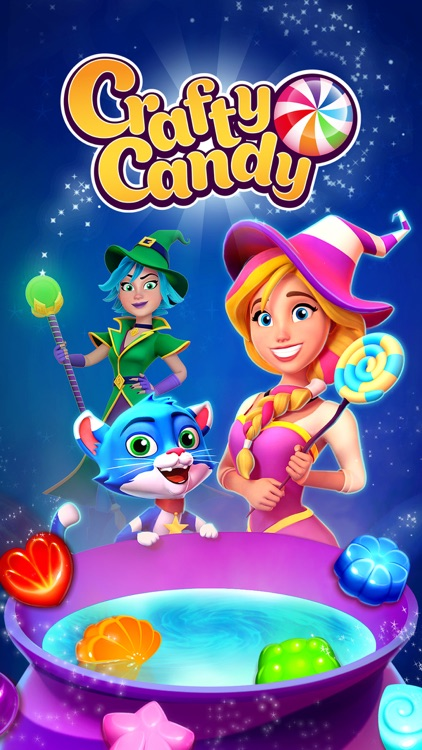 Crafty Candy - Match 3 Puzzle Game screenshot-4
