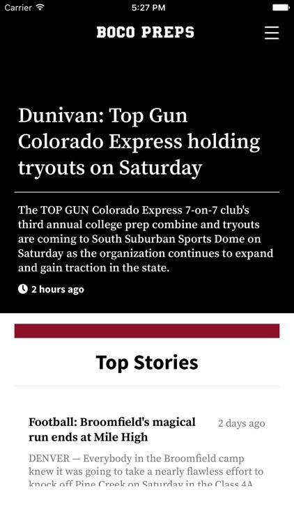 Boulder County Preps for Mobile