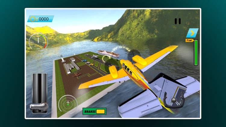Airplane Flight Simulator-Aviation Pilot Adventure