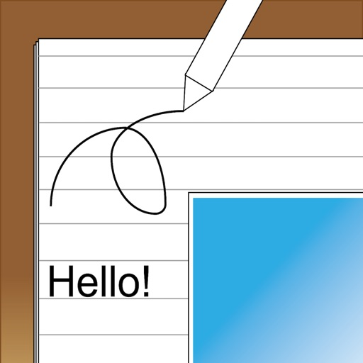 Pocket Note - a new type of notebook