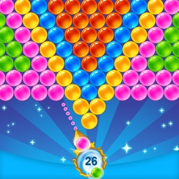 Bubble Shooter -Wish to blast all balloon toy