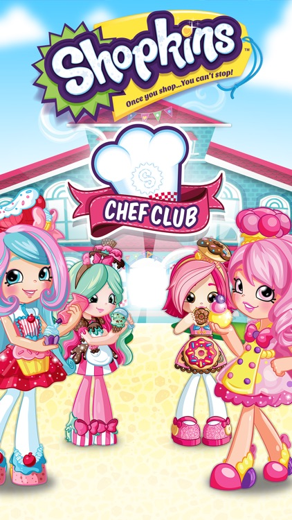 Shopkins: Chef Club screenshot-0