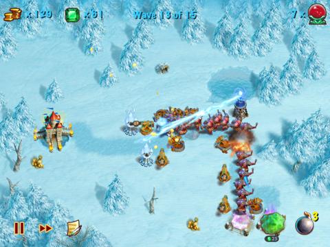 Towers N' Trolls HD Screenshot 2