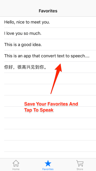 Text To Speech Sound Converter screenshot 3