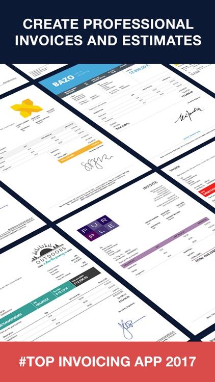 Invoice Maker by Billdu - Invoice & Estimate App