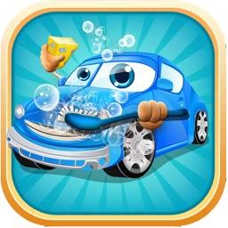 Baby Car Wash & Go Learn!