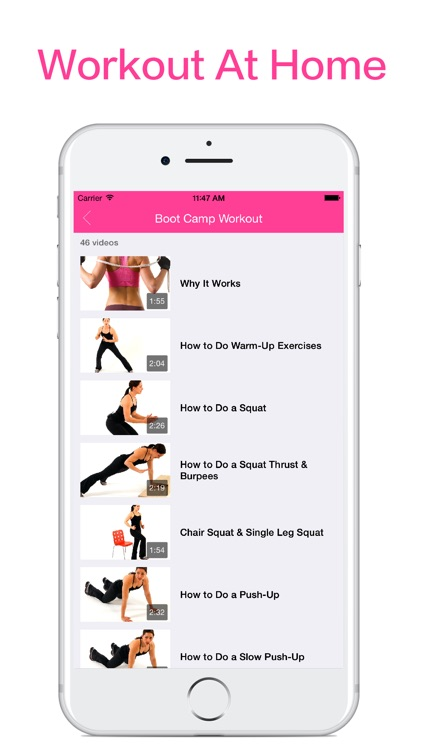 Weight Loss Workout - Daily Home Fitness