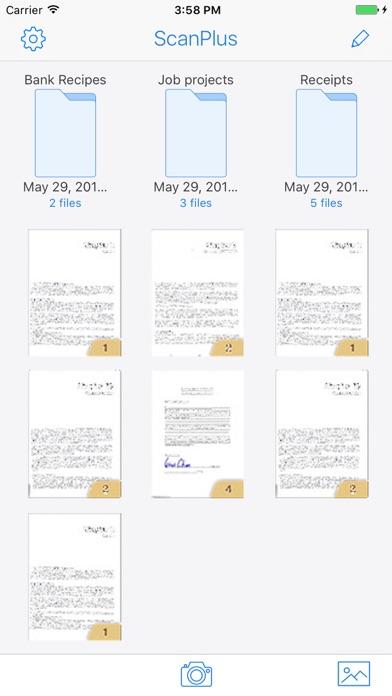 点击获取Scan to PDF Document Scanner - OCR Scannable Photo
