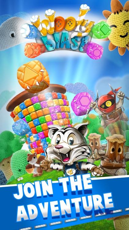 Wooly Blast: Matching Puzzle screenshot-4