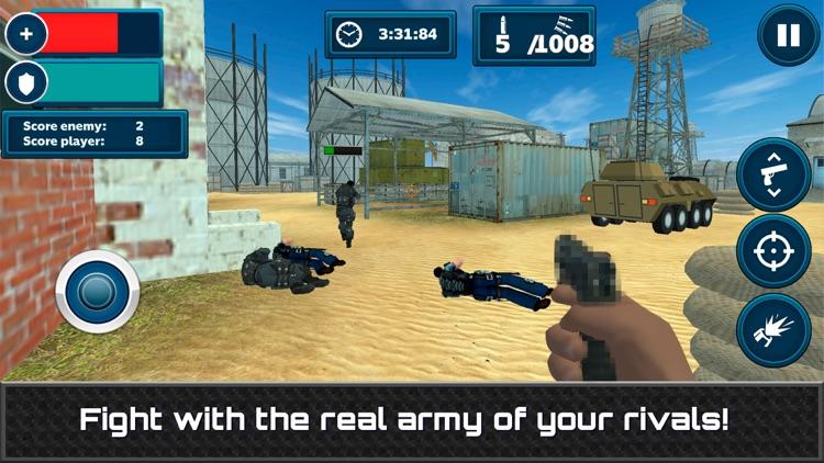 Special Commando War Force Attack