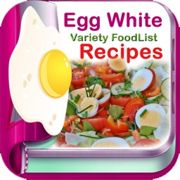 Easy Healthy Egg White Recipes Cookbook