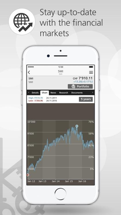 UBS Mobile Banking screenshot-4
