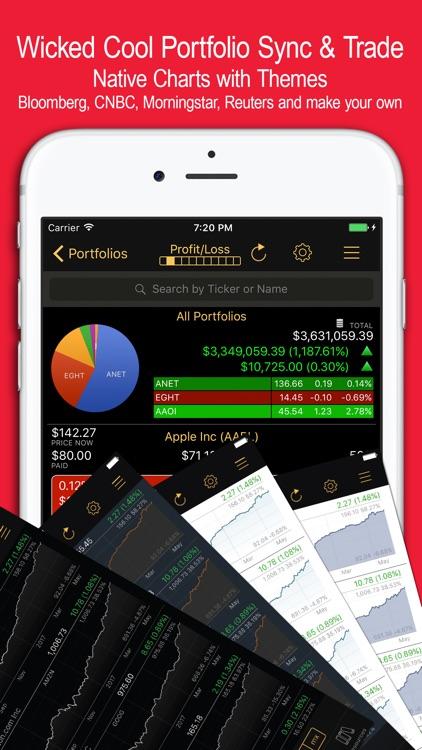 Stocks Live: Stock Market Sync, Trade, Game Winner