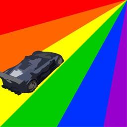 Rainbow Racer!