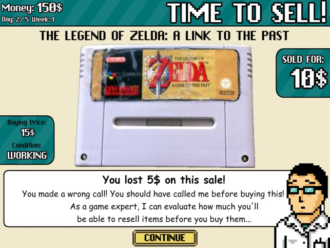 Vintage Game Shop on the App Store
