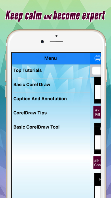 Videos Training & Tutorial For CorelDraw Pro screenshot three