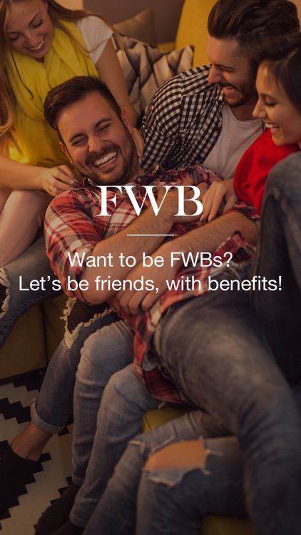 FWB: Adult Dating for Friends With Benefits Hookup