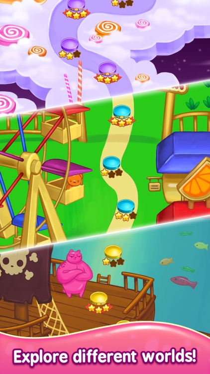 Gummy Gush: Jelly Puzzle Game screenshot-3